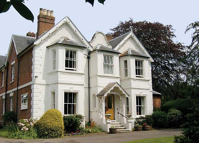 Claridge house quakers The claridge house